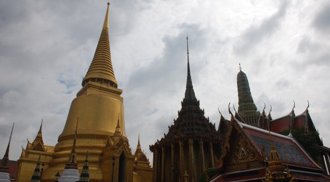 Stomach Pains: Starting Off in Bangkok