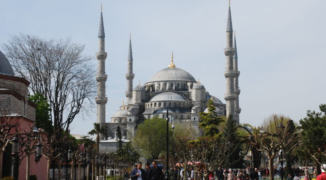 That one time in istanbul